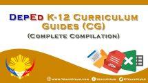K-12 Curriculum Guides