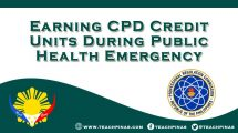 Ways to Earn CPD Credit Units During Public Health Emergency