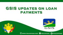 GSIS updates on loan payments