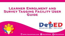 LESF Tagging Facility User Guide