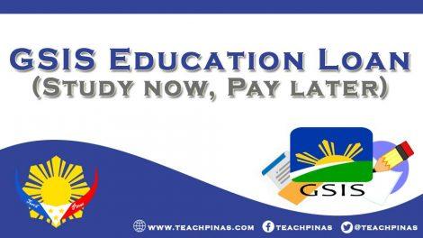 GSIS Education Loan